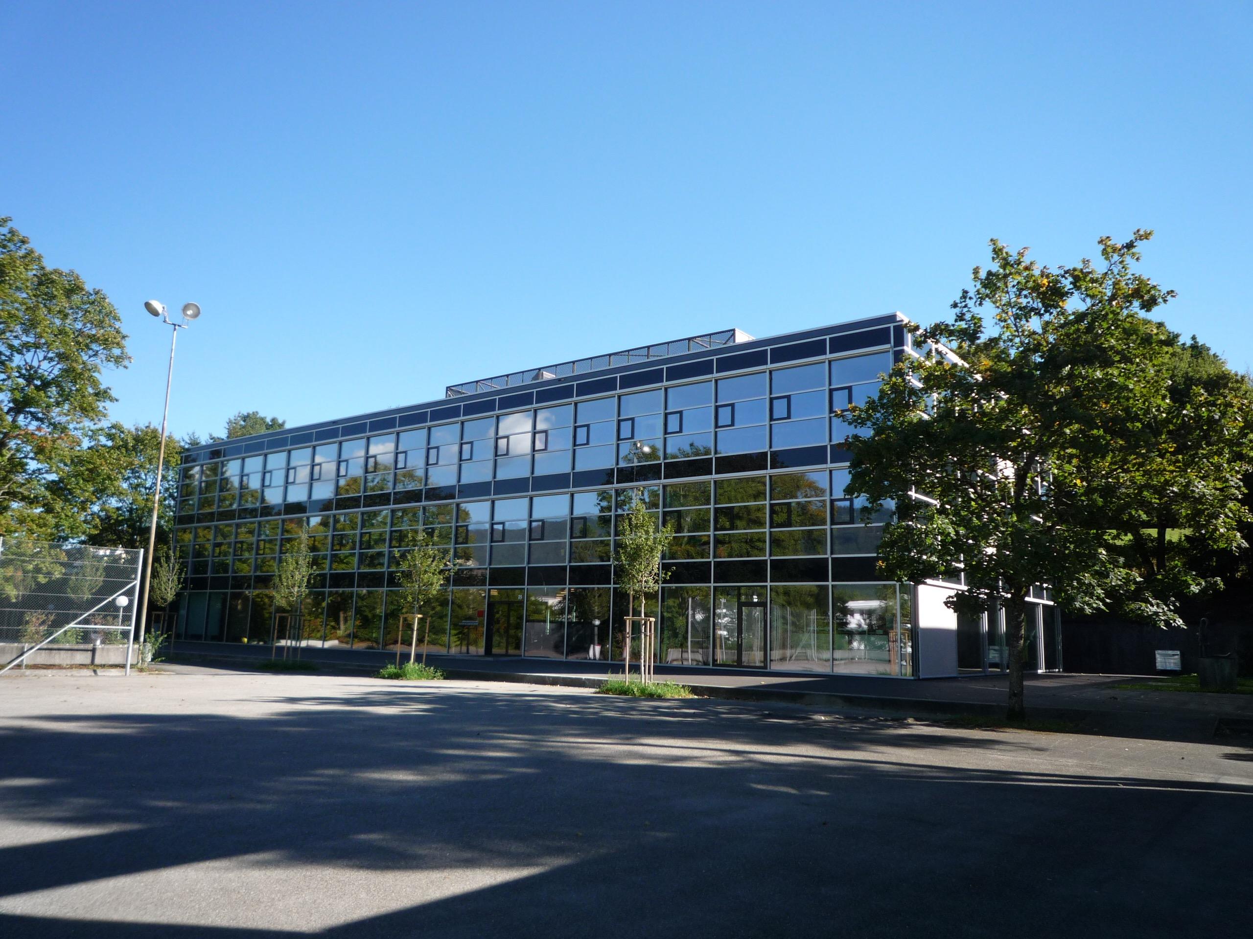 Engelochpartner erneuerungsmassnahmen schulhaus battenberg for 3b architekten